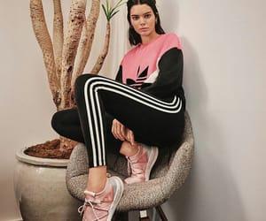 adidas, model, and ambassador image