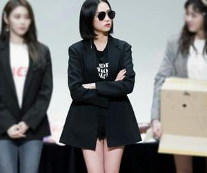 blackdress, clc, and kpop image