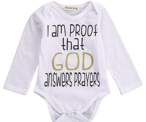 baby clothing and christian baby clothing image