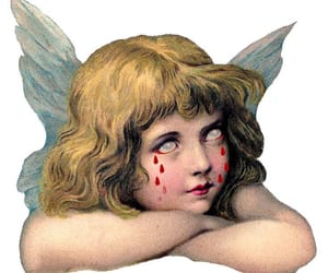 angel, aesthetic, and cherub image