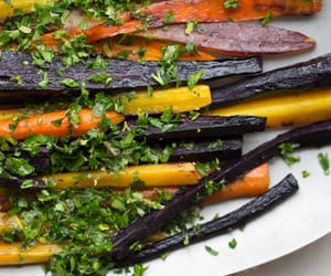 carrots, food, and recipe image