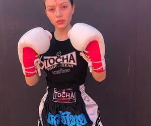 box, boxer, and boxing image