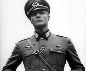 marlon brando and uniform image