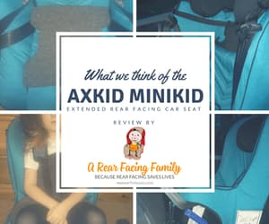 baby, travel, and axkid image