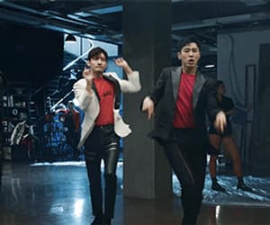 asian, changmin, and jung yunho image