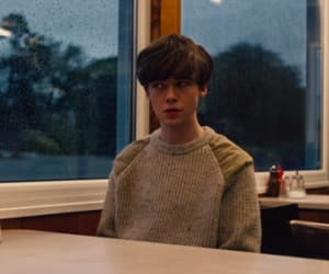 alex lawther, aesthetic, and james image