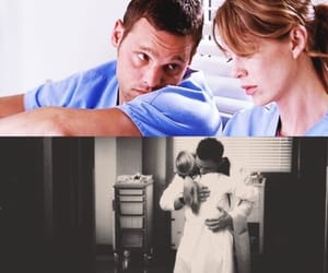grey's anatomy, meredith grey, and alex karev image