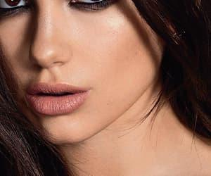 dua lipa and makeup image
