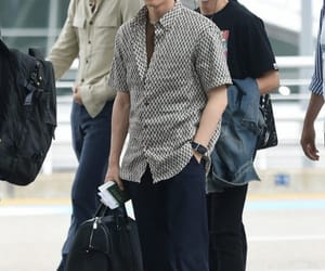 exo, suho, and airport image