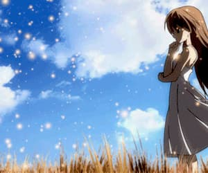 anime, clannad, and anime girl image