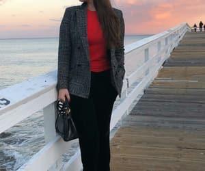beach, classy, and fashion image
