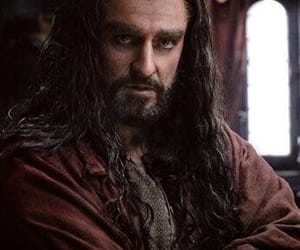the hobbit, thorin oakenshield, and richard armitage image