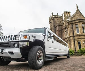 limo hire middlesbrough and limo hire sunderland image