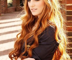 hair, redhead, and ginger image