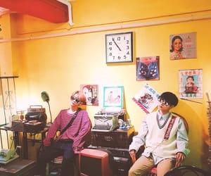 aesthetic, boy, and kpop image