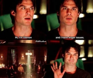tvd, funny, and ian somerhalder image