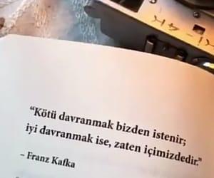kitap, alıntı, and franz kafka image