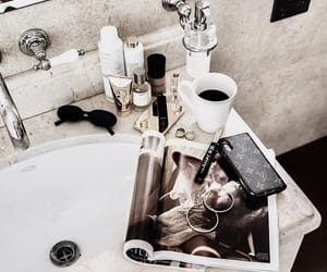 beauty, products, and interior image