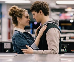baby driver, film, and lily james image