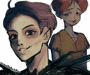 fanart, jack and sally, and kpop image
