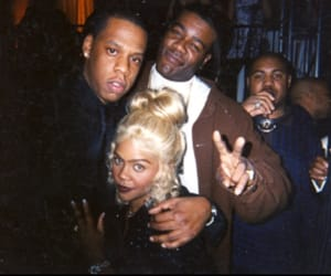 jay z and Lil Kim image