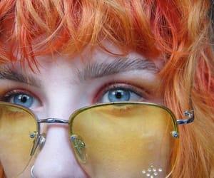 orange and sunglasses image