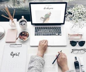 study, school, and inspiration image