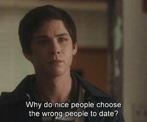 logan lerman, charlie, and quotes image
