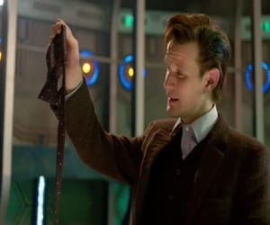 doctor, matt smith, and doctor who image