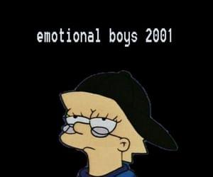 aesthetic, boys, and dark image