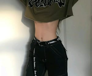 girl, tumblr, and looks image