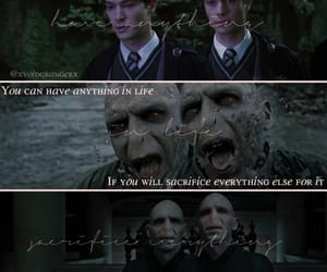 harry potter, xvoidgrangerx, and tom marvolo riddle image