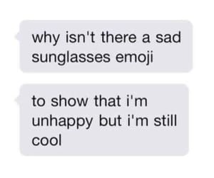 emoji, cool, and funny image