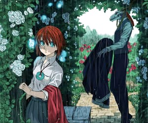 manga, mahou tsukai no yome, and the ancient magus bride image