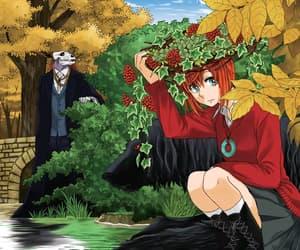 manga, ruth, and mahou tsukai no yome image