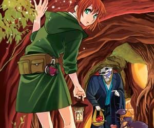 manga, mahou tsukai no yome, and the ancient magus bride image