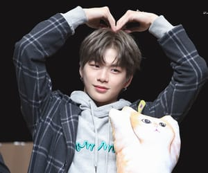 daniel, wanna one, and kang daniel image