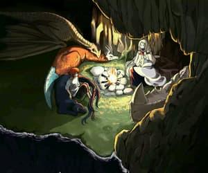 manga, ruth, and lindel image