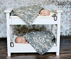 baby, military, and photo image