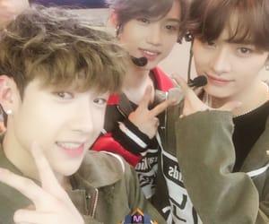 bang, Chan, and minho image