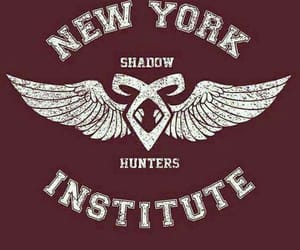 new york, nephilim, and shadowhunters image