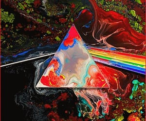 music, Pink Floyd, and the dark side of the moon image