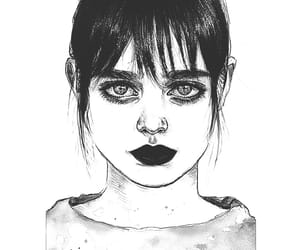 art, drawing, and draws image