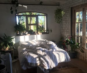 bedroom, home, and exotic image