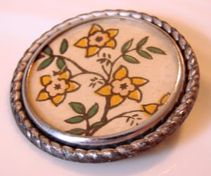 etsy, vintage brooch, and clearance sale image