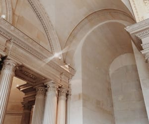beige, architecture, and art image