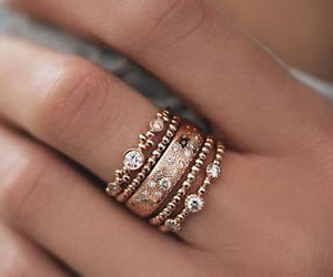 aesthetic, ring, and jewelry image