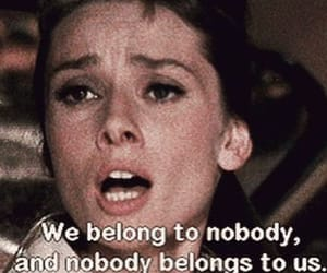 quotes, audrey hepburn, and Breakfast at Tiffany's image