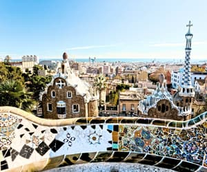 spain, Barcelona, and travel image
