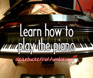 before i die, learn, and music image
